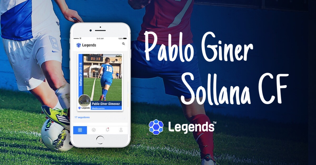 Pablo Giner - Legends