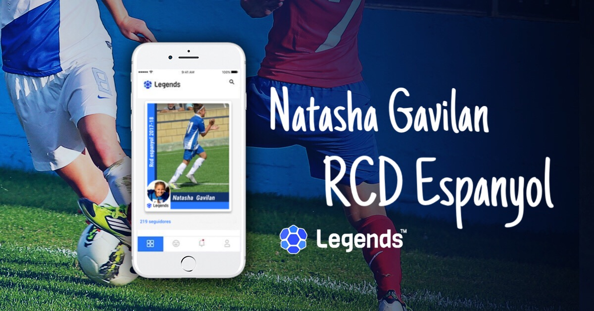 Natasha Gavilan in Legends