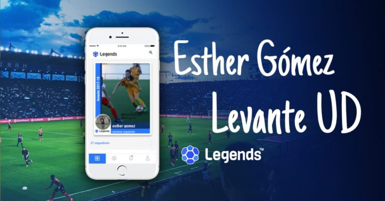 Esther Gomez en Legends App