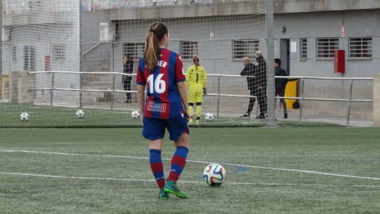 Esther Gómez from Levante UD